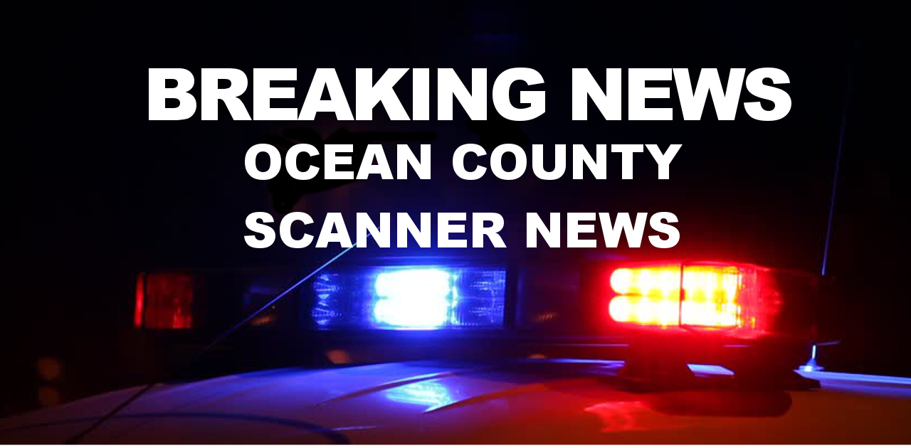 Toms River: OCSD & OPCO Responding in town for a DOA.