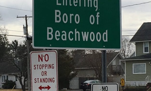BEACHWOOD: Male Yelling