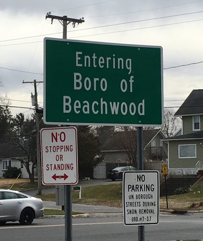 Beachwood: Beach Ave – Possible Electrical Fire