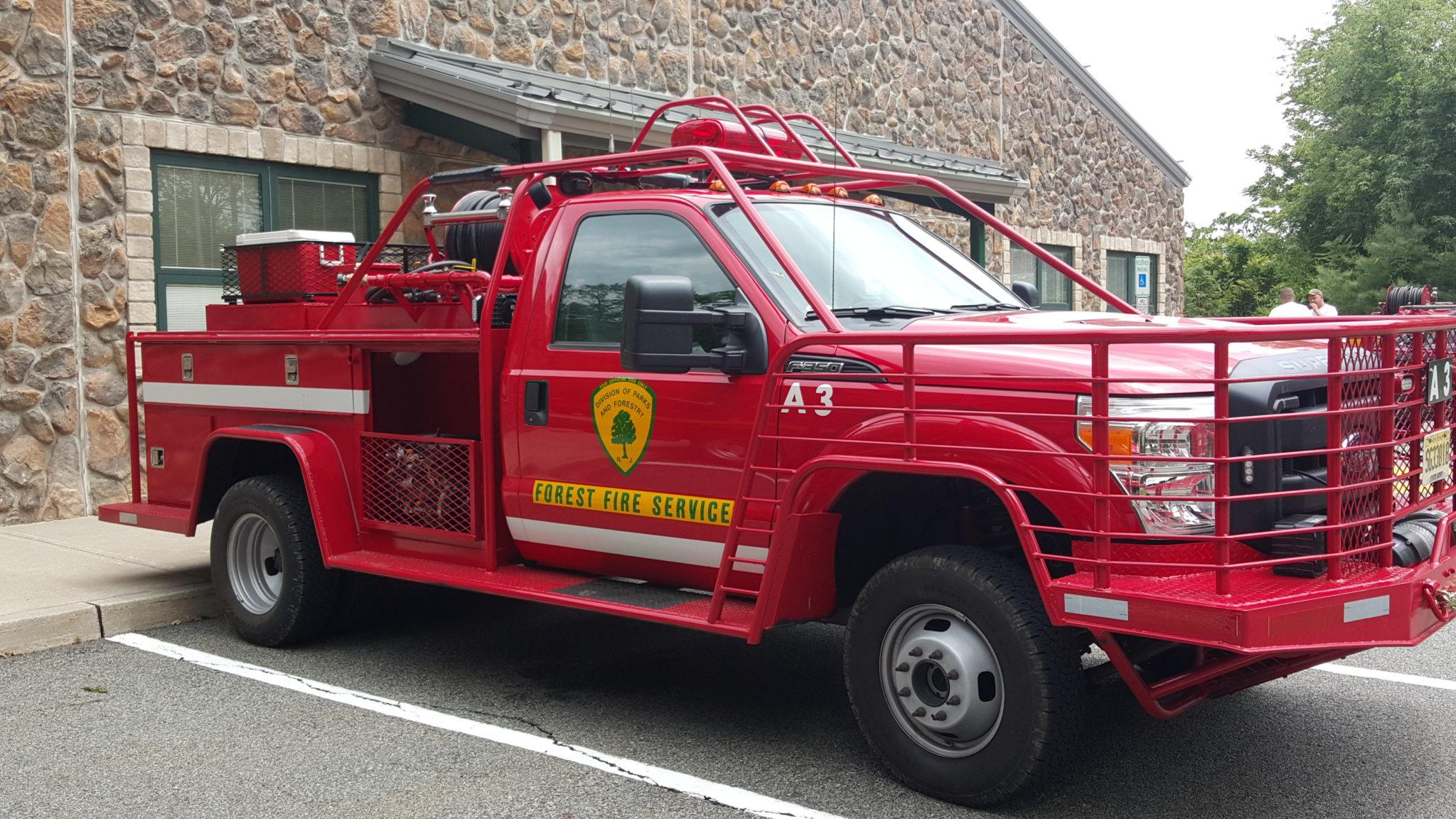 STAFFORD GRASS FIRE UPDATE .