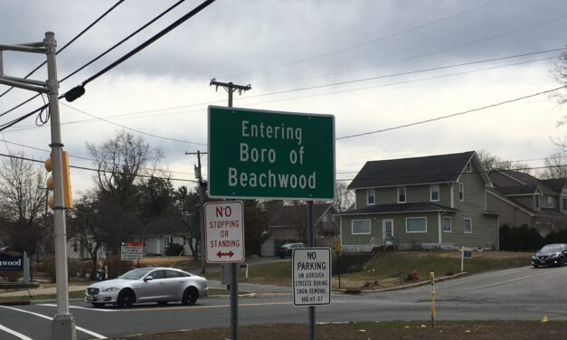BEACHWOOD POLICE RESPOND TO INCIDENT AT BEACHWOOD ELEMENTARY SCHOOL