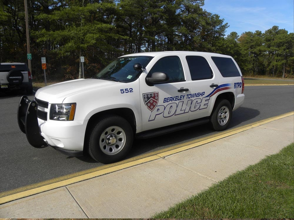 Bayville: Unresponsive Male