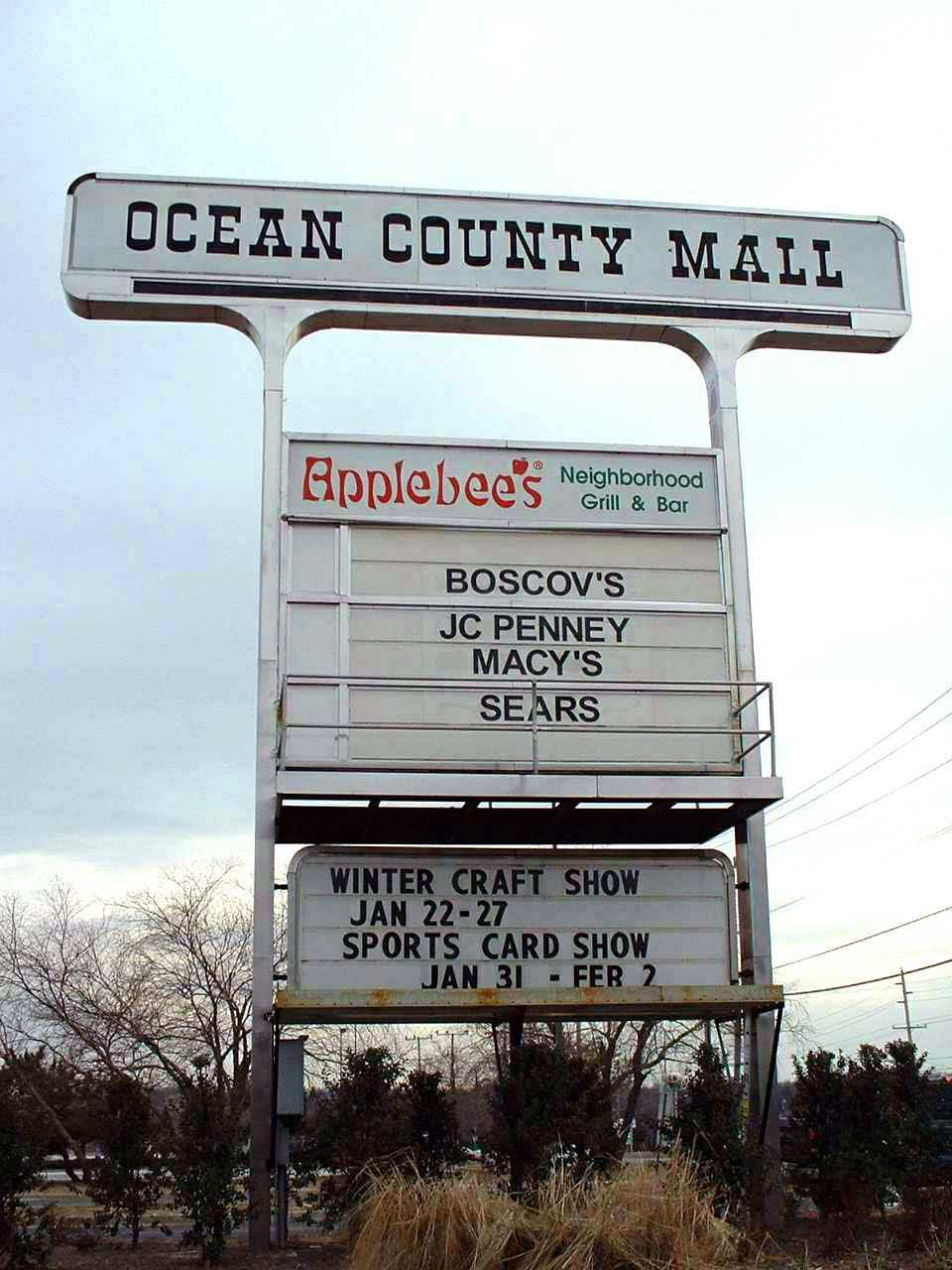 TOMS RIVER: Mall Maskholes Identified & Charged
