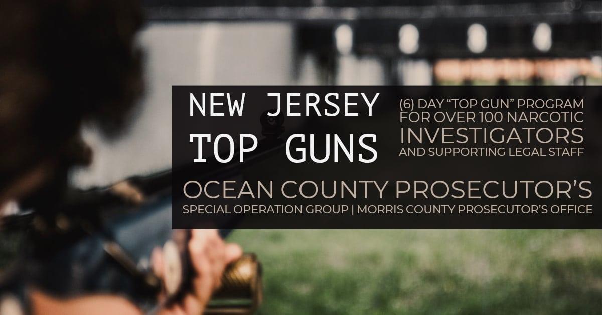 """OCPO: Elite """"TOP GUN"""" Narcotics Training"""