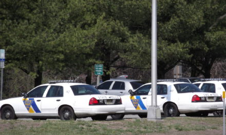 NJSP: Teens Toss Bricks off Overpass, Injure Truck Driver