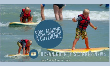 OCEAN COUNTY: Please join POAC (and the NinjaWarriors) as we Walk For A Difference!