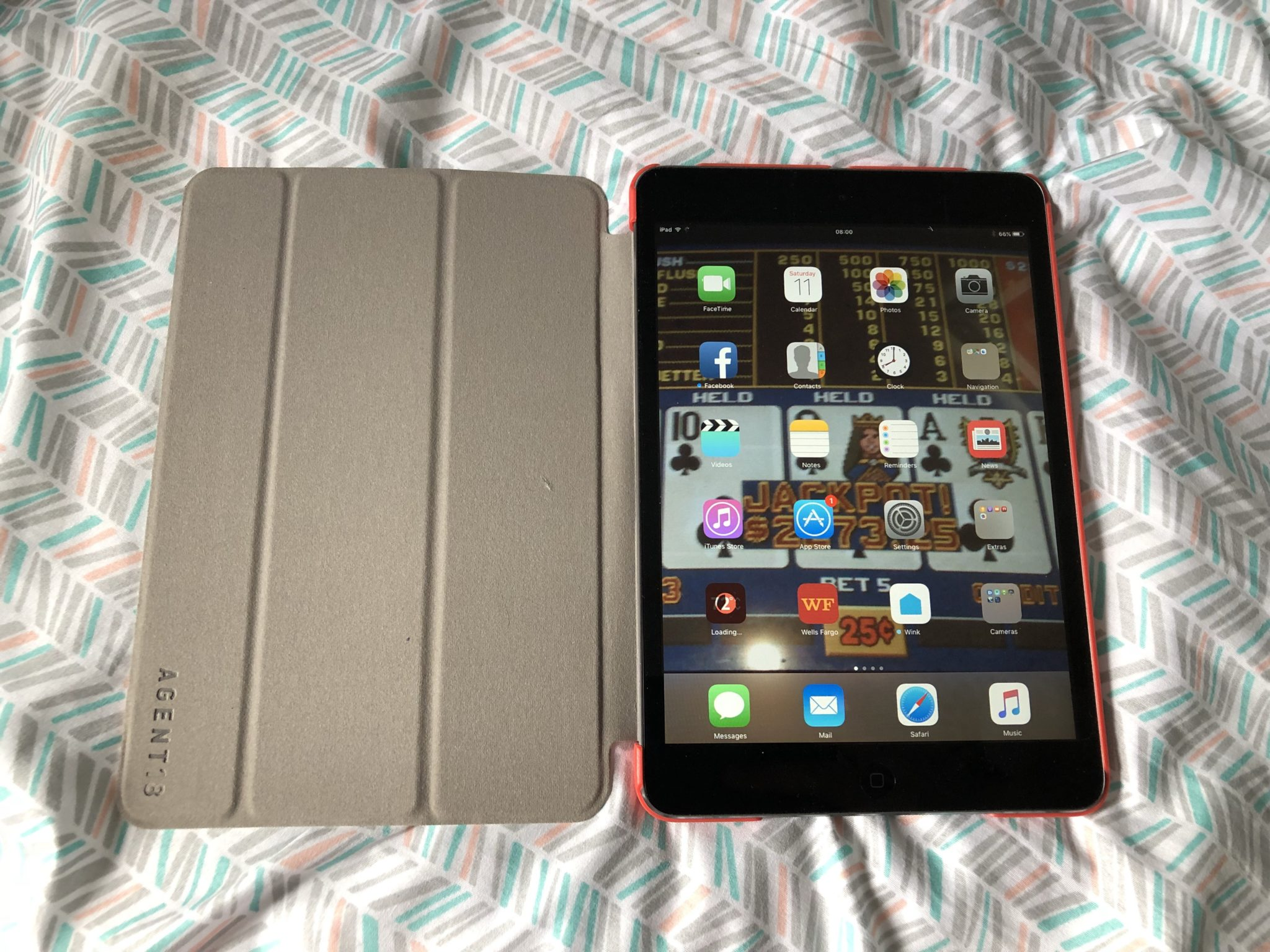 iPad Mini: For Sale- $125.
