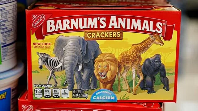 Animal Crackers are Uncaged!