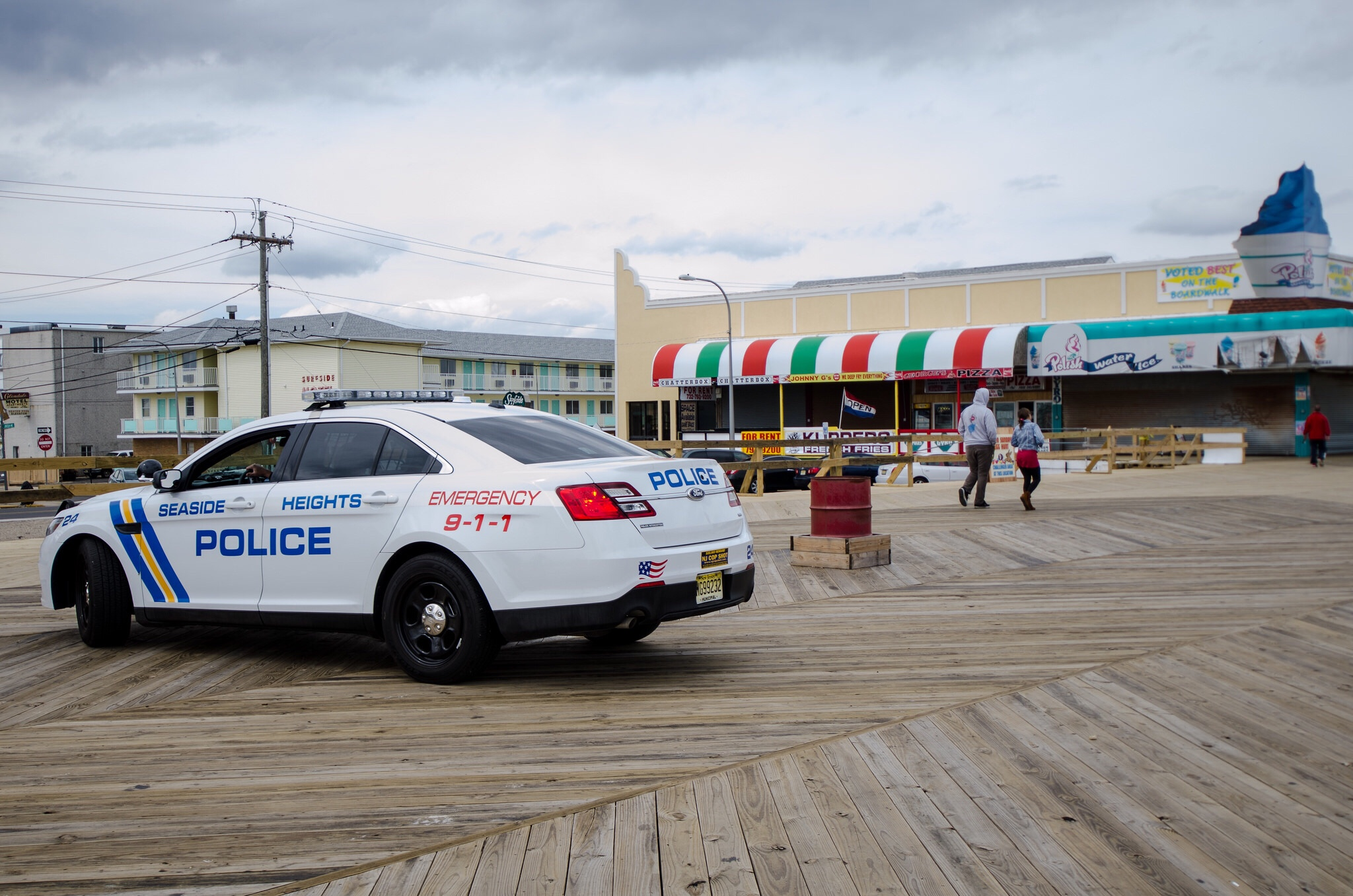 Seaside Heights: Intoxicated Female
