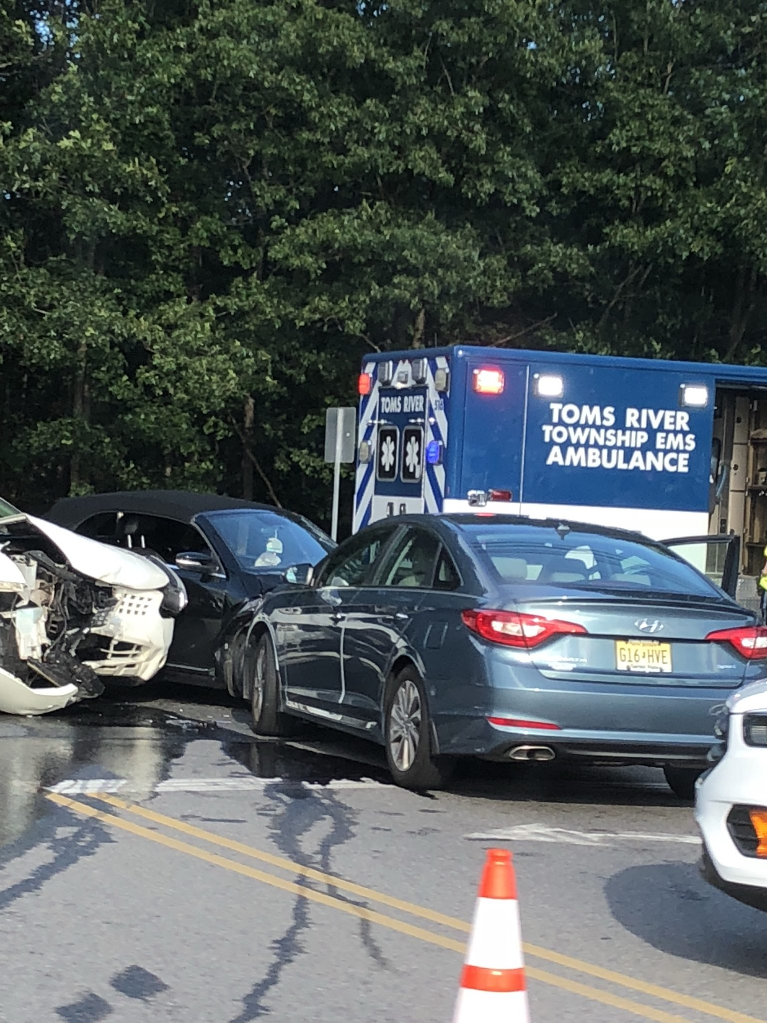 Ocean County Mall: MVA