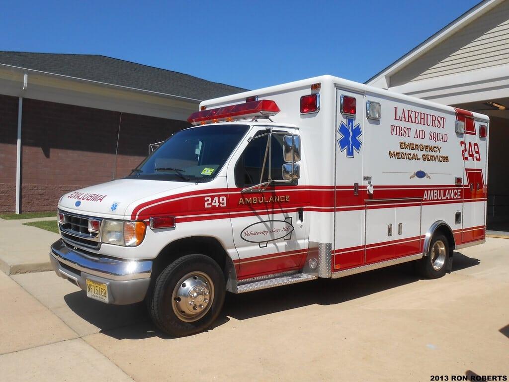 Lakehurst: Unconscious