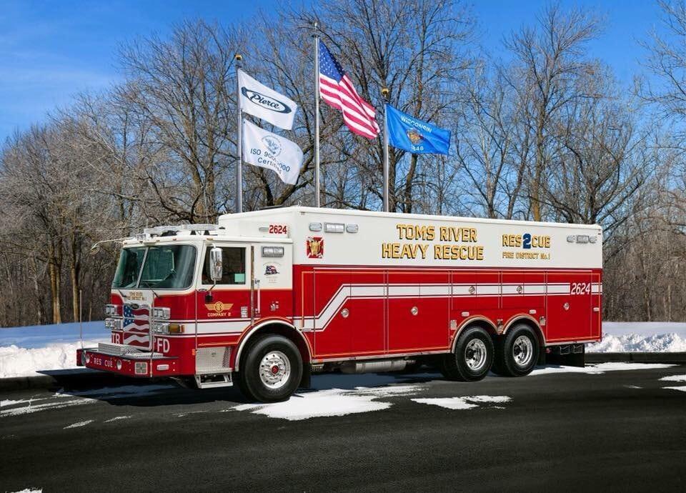 TR/IH: Monaghan's Liquor- General Fire Alarm.