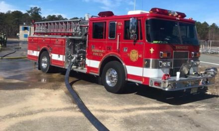 Jackson: Hyson @ N. New Prospect- Reported Vehicle Fire.