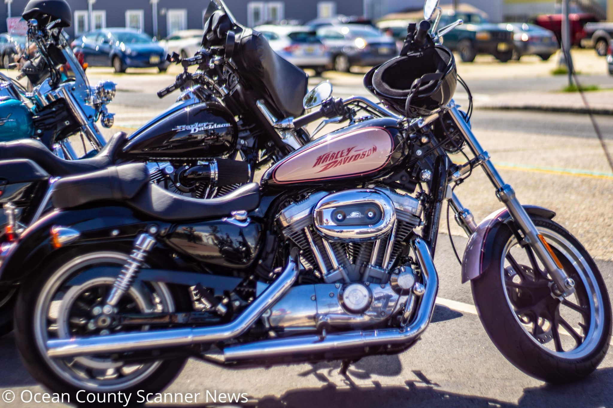 Little Egg Harbor: Motorcycle down