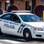 Seaside Heights: Male and Female Fighting