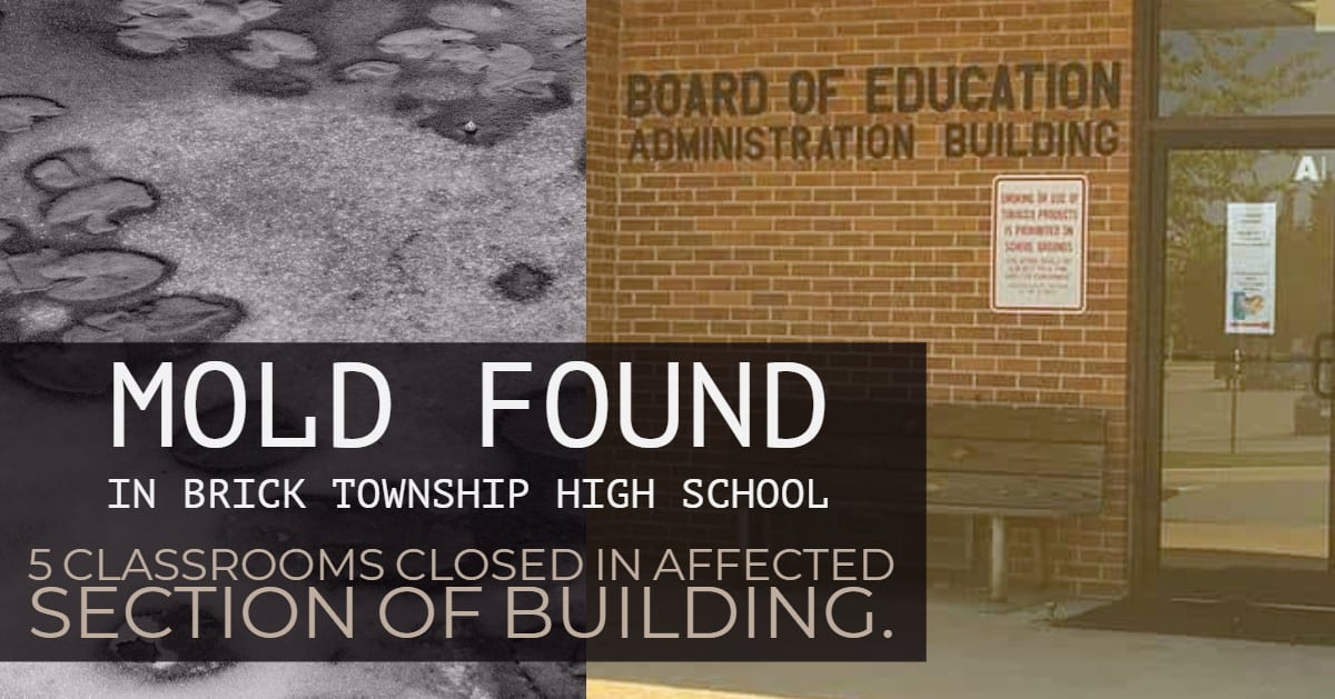 Brick Township Board of Education. (Photo by Judy Smestad-Nunn - Graphic by Robert E. Plummer)