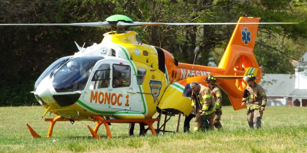 Stafford: 942 S. Main Street- Dirtbike Accident.