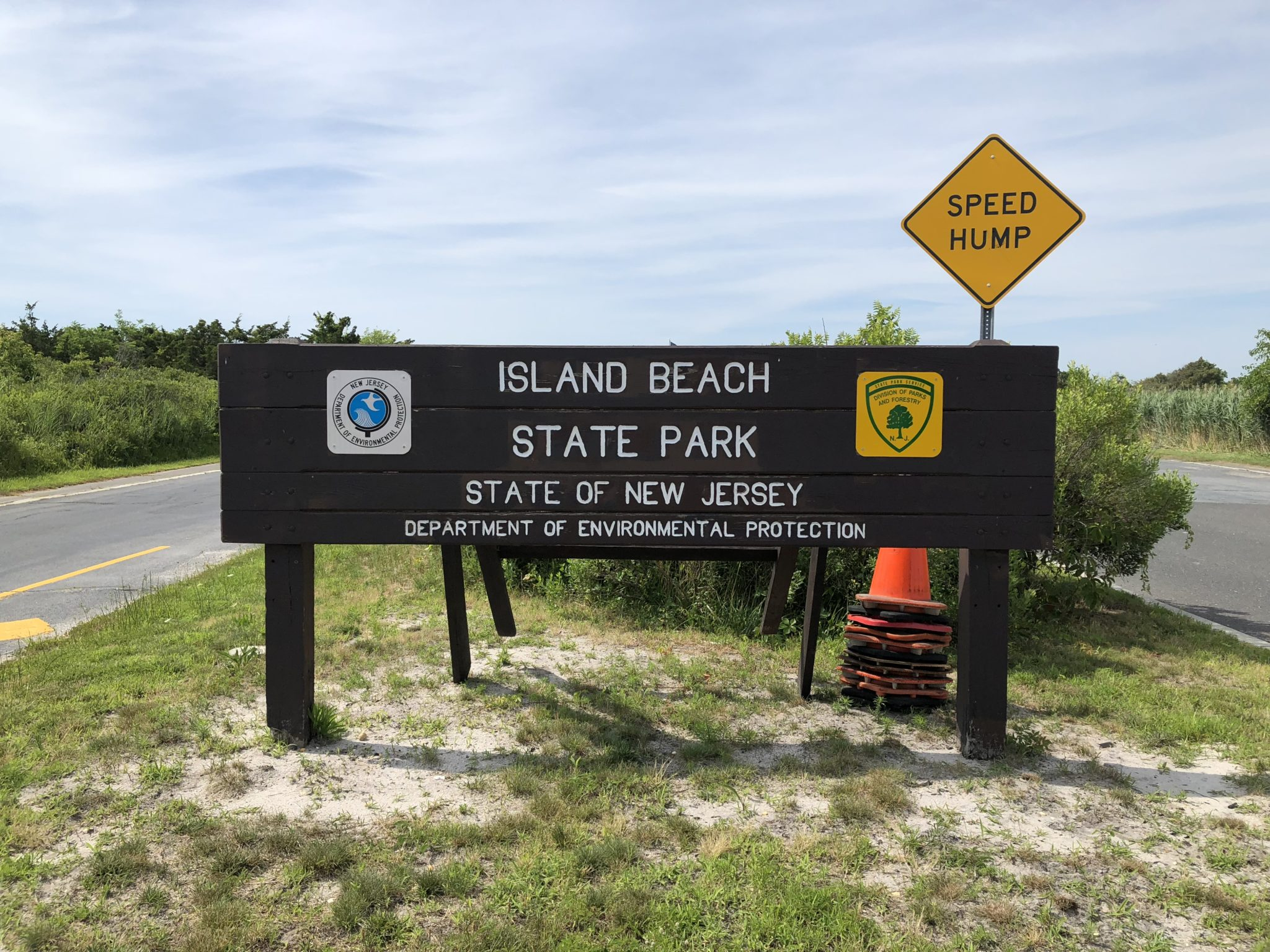 Seaside Park: Swimmer In Distress