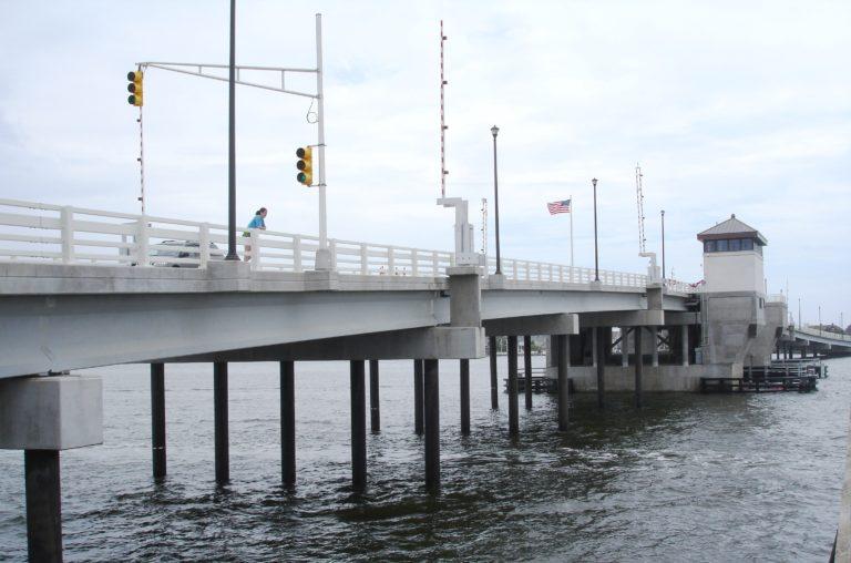 Brick/Mantoloking: Bridge Stuck Open?