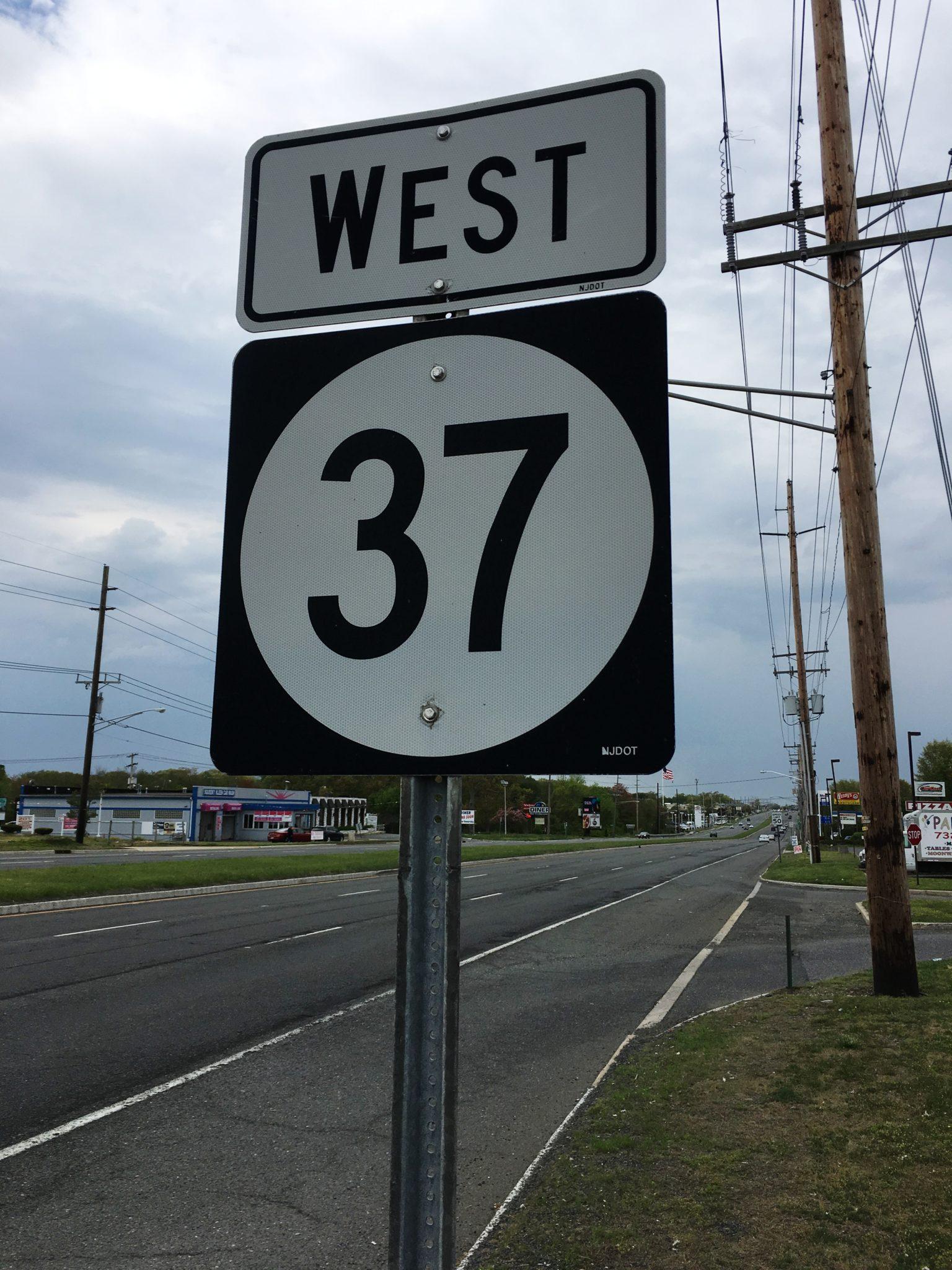 TR: NJ 37 @ Garfield- MVA