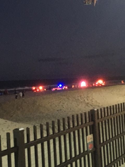Seaside Drowning: Updated Press Release