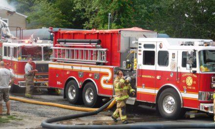 STAFFORD: Brush Fire – 300 Block Beachview Ave
