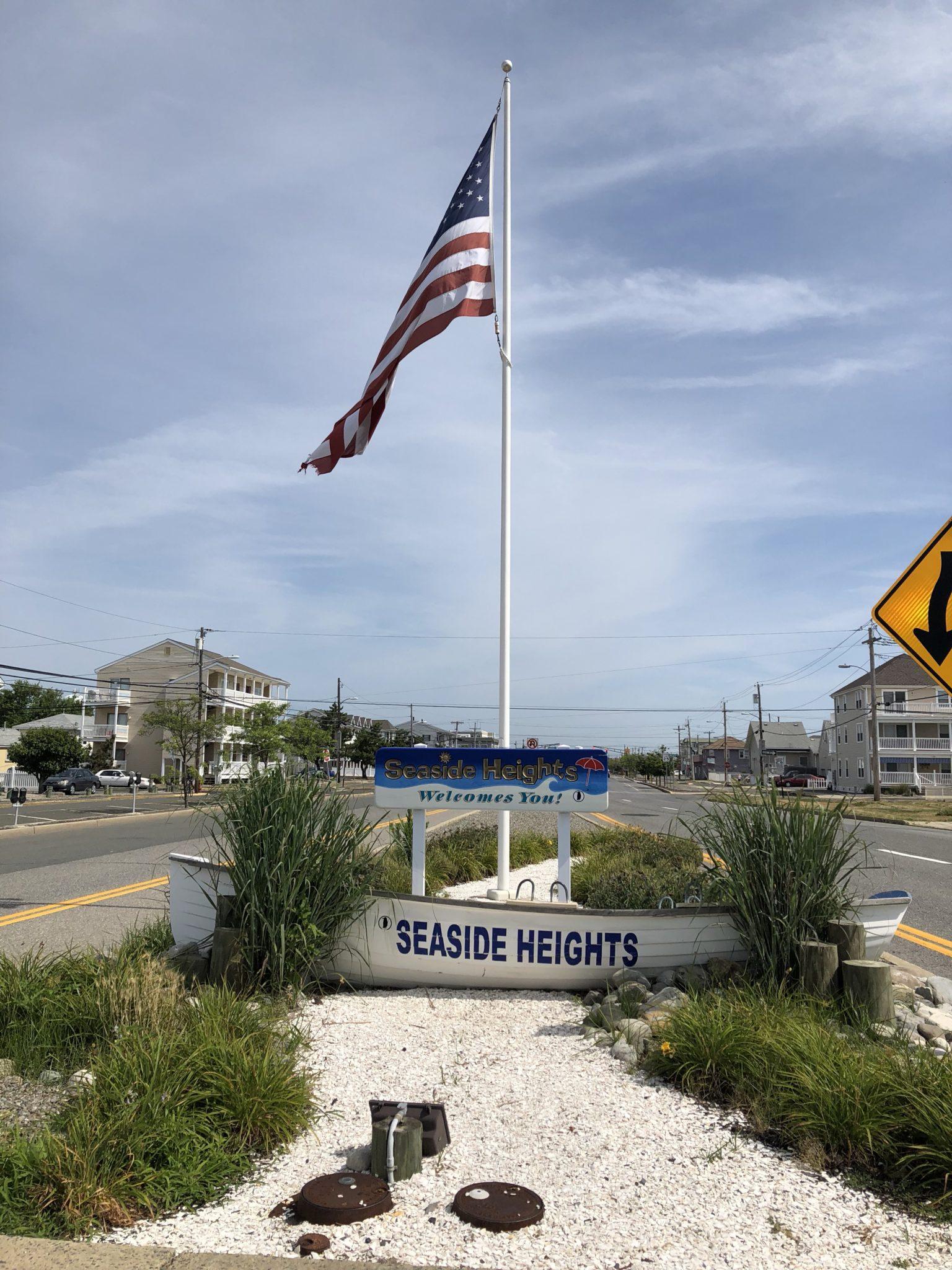 Seaside Heights: CDS Activity
