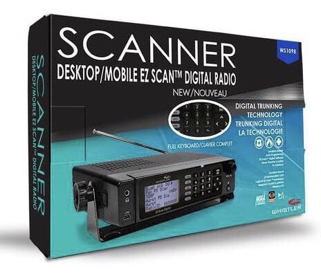 For Sale: Whistler WS-1098 Phase 2 Digital Scanner!