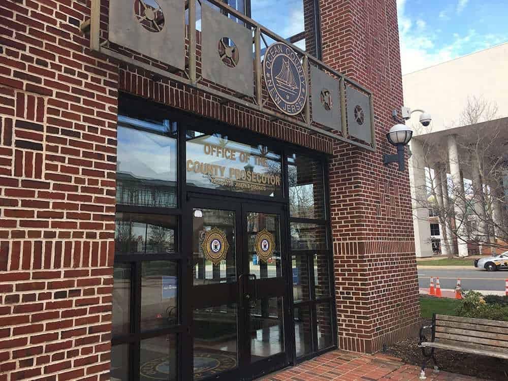 Bradley Billhimer Approved To Take Ocean County Prosecutor's Spot