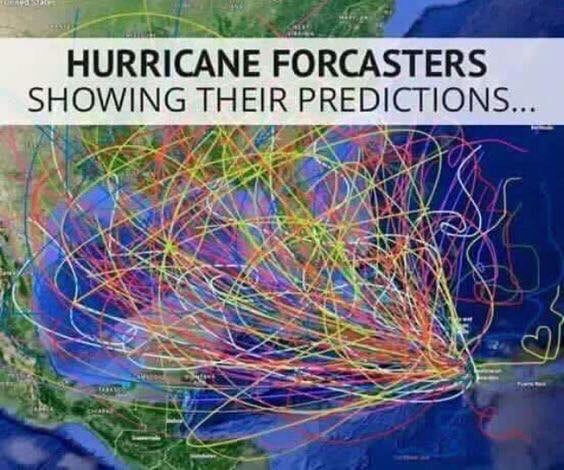 Official OCSN Weather Forecast!