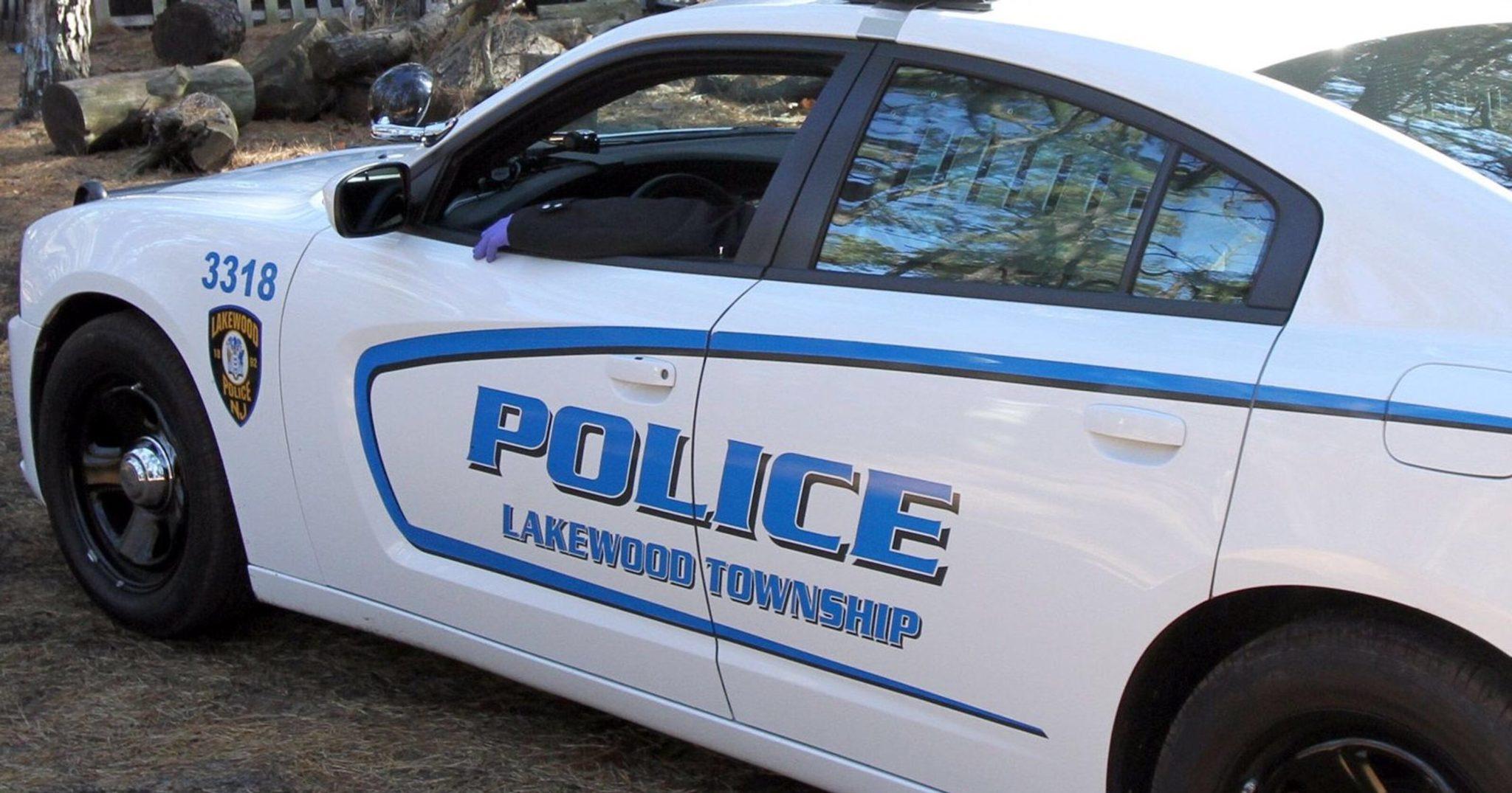 Lakewood: Intoxicated Male