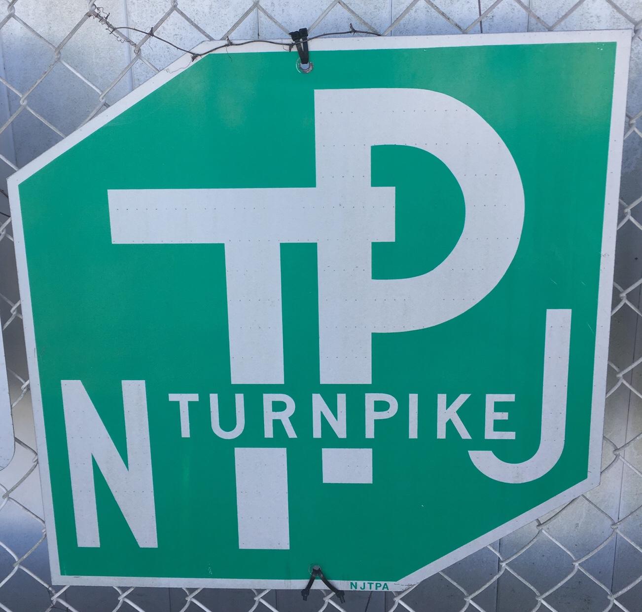 NJTP: Interchange 4- Overturned MVA.