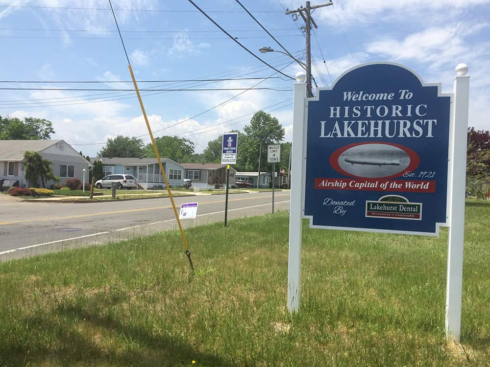 LAKEHURST: Man Charged with Possession of Heroin and Concealing Evidence