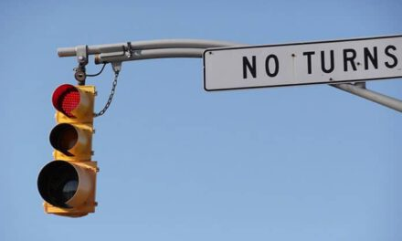 TOMS RIVER: Traffic Signal Malfunctions