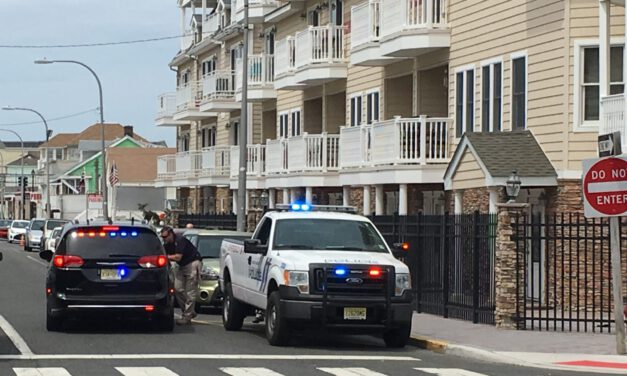 SEASIDE HEIGHTS: Possible DOA?