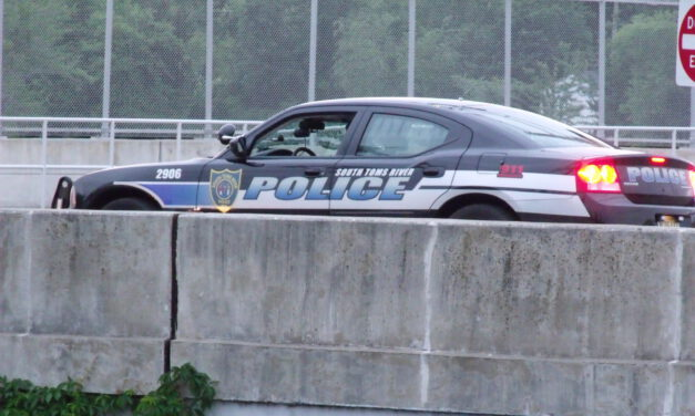 S. TOMS RIVER: Mathis Plaza- Drunk Urinating.
