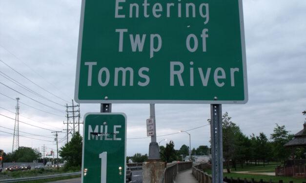 TOMS RIVER: September Overdose Report