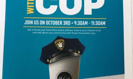 National Coffee With Cops Day!