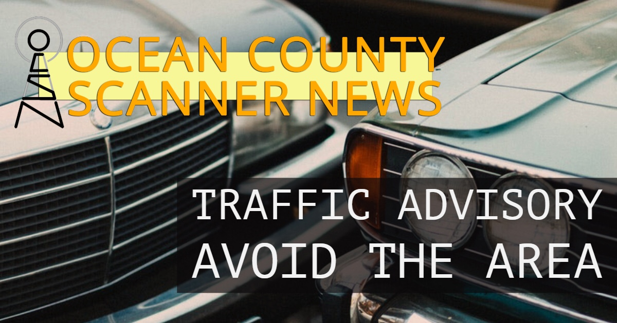 MANALAPAN: MVA w/ Head Injury – Sunrise Drive and Monmouth Rd (537)