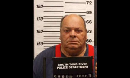SOUTH TOMS RIVER: Luring Suspect Has Prior Convictions
