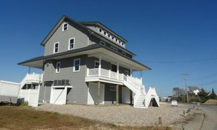 SUPERSTORM SANDY: Small Houses Out, Big Houses In!