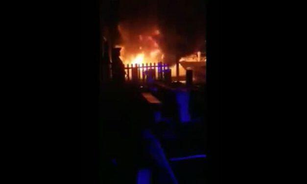BARNEGAT: Marina Fire Damages 3 Boats, No Injuries