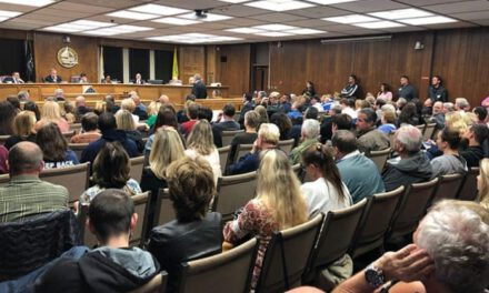 BRICK: Large Crowd Postpones Medical Marijuana Meeting