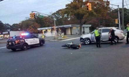 BRICK: Serious Motorcycle Crash Under Probe