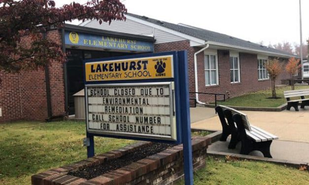 LAKEHURST: School, Closed For Mold, Also Needs To Remove Asbestos