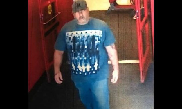 TOMS RIVER: TRPD Looking For Target Thief!