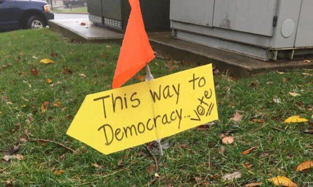 NJ Primary Election Day: PLEASE VOTE!