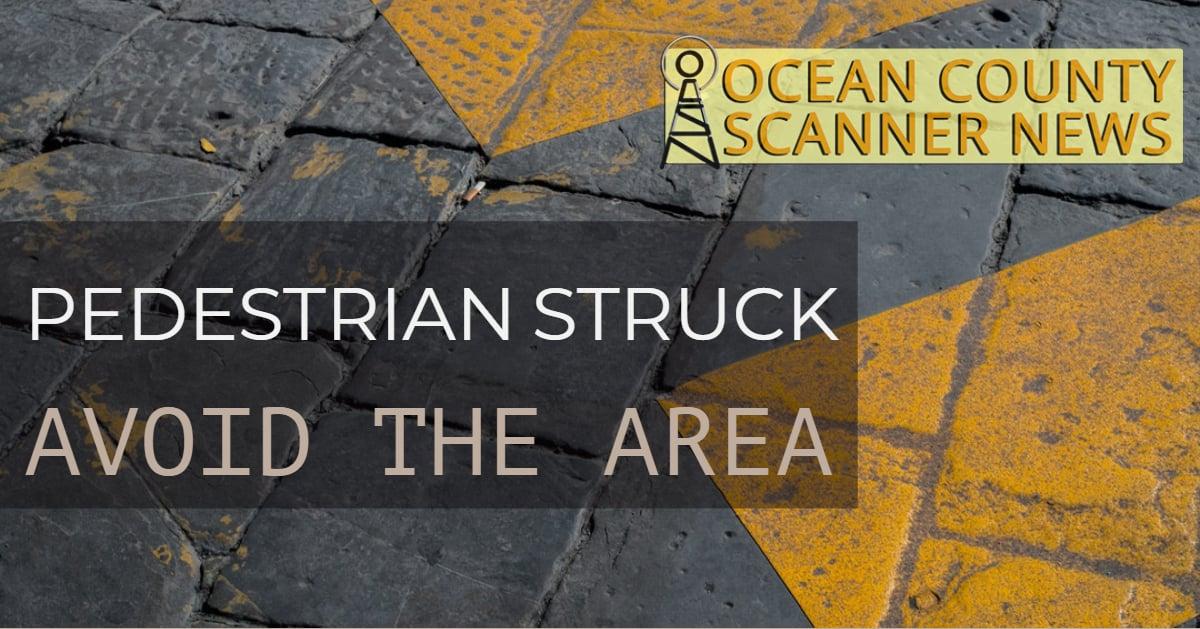 LAKEWOOD: Pedestrian Struck – Avoid The Area
