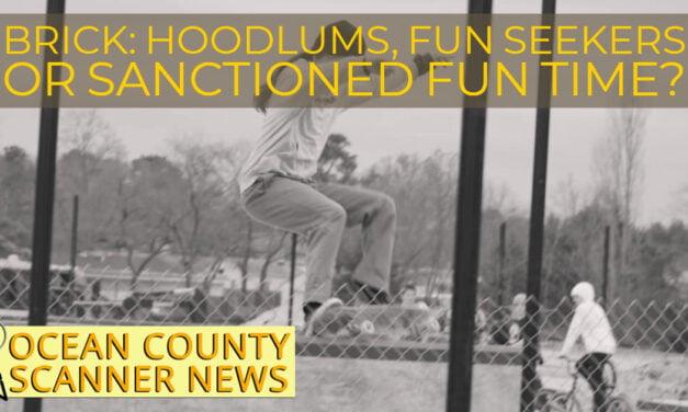 BRICK: Hoodlums, Fun Seekers or Sanctioned Fun Time?