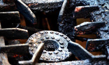 Jackson: Oven Fire